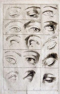 eye anatomy simple drawing - Google 검색