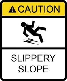 Sin is a slippery slope and will eventually catch up with you. - Google Search