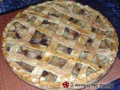 Κανελόνια α λα κρεμ συνταγή από vasilitsa - Cookpad Apple Pie, Sweets, Baking, Desserts, Recipes, Food, Pies, Tailgate Desserts, Deserts