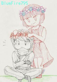 Flower Crowns by BlueFire795 on DeviantArt