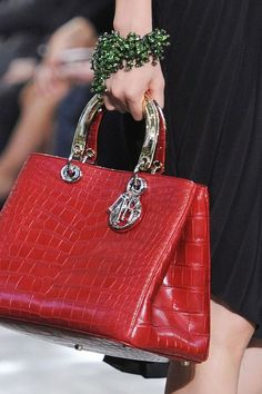 Lady Dior Handbags Collection & more details