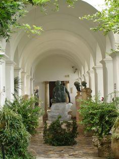 Villa San Michele, Capri  Foto: L. Brink