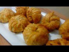 Porsiyonluk Kolay Pileli Börek - YouTube