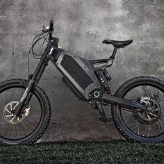 Now that's an electric bicycle! ===> https://de.pinterest.com/pin/267190190366285404/
