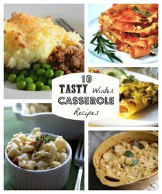10 Satisfying, Easy Winter Casserole Recipes in @Babble