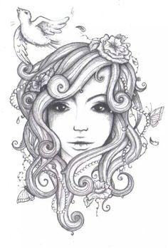 Aphrodite's symbol | Witchy | Pinterest | Symbols, Tattoo ...