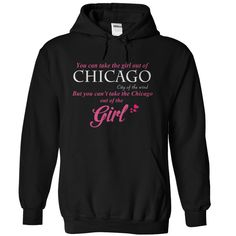 You can take the girl out of Chicago but you can take the Chicago out of the Girl