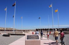 Can you be in four places at once? You sure can at the Four Corners Monument connecting Arizona, New Mexico, Colorado, and Utah!  Stay comfortable at a Red Lion Hotel in Farmington, Gallup or Grants, New Mexico and visit this spectacular attraction!