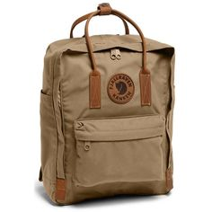 Women's Fjallraven 'Kanken No. 2' Backpack (€125) ❤ liked on Polyvore featuring bags and backpacks
