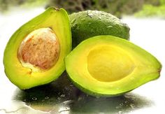 Homemade avocado face mask and scrub recipe