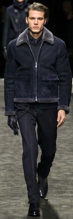 www.2locos.com  Brioni Fall 2015 Menswear