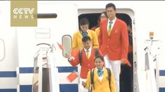 Rio 2016: Athletes and coaches greeted by enthusiastic fans in Hong Kong