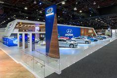 Hyundai at 2016 North American International Auto Show on Behance