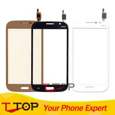Écran tactile Pour Samsung Galaxy Grand Neo i9060 Touch Écran Digitizer Noir Blanc Or Couleur 1 PC/Lot