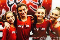 Mackenzie & Kalani & Kendall & Maddie