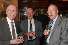 Club Lunch with Clive Marrison 6th July 2015