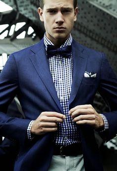 corbatinesyaccesorios: ¿Debe hacer juego el corbatín con el pañuelo de so...