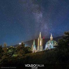 Molise: #Scorcio del #Santuario di Castelpetroso Foto di @to... (volgomolise) (link: http://ift.tt/2eXhXzn )