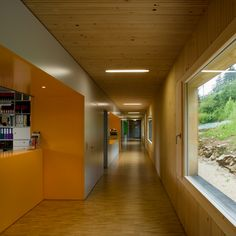 Forestry Installation Building 'Bourgeoisie' Biel #bauzeitarchitekten #industrial #woodfacade #swiss #architecture Swiss Architecture, Stairs, Industrial, Building, Home Decor, Stairway, Decoration Home, Room Decor, Buildings