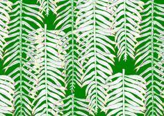 Jill Bliss fabric - The Ferns