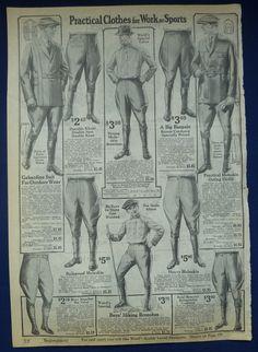1924-5 Breeches