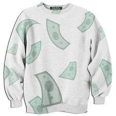 #Dollars Sweater x #SimpleClothing . .  Año nuevo metas nuevas  . . Disponible en 46.670 . . #AsideSimple #billetes #añonuevo #caracas #venezuela