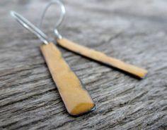 enamelled Earrings ° Smilla  Enamel Jewelry Enamel Jewelry, Tableware, Earrings, Ear Jewelry, Dinnerware, Stud Earrings, Dishes, Ear Rings, Ear Piercings