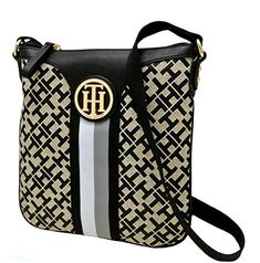 Tommy Hilfiger Womens Handbag Crossbody ** Read more at the image link. (This is an affiliate link) Tommy Hilfiger Handbags, Cross Body Handbags, Diaper Bag, Image Link, Reusable Tote Bags, Monogram, Wallet, Women, Coin Purses