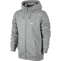 Nike Club FZ Hoody, hettegenser herre - Hoodtrøyer - xxl.no