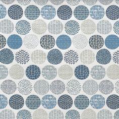 Casa Indigo  100% Cotton  Approx. 137cm | 64cm  Curtaining Window Draft Stopper, Door Draught Stopper, Door Stopper, Stuart Graham, Cotton Pillow, Cotton Fabric, Painted Leaves, Placemat Sets, Modern Prints