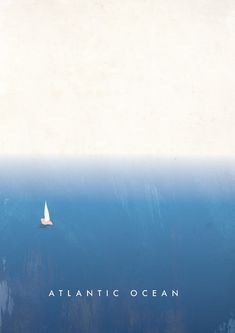 ©Yohan Gaborit Atlantic Ocean, Movies, Movie Posters, Art, Event Posters, Art Background, Films, Film Poster, Kunst