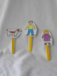 Preschool Reading & Writing Activities: Story Play