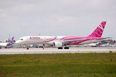 Delta Boeing 752 Special Livery, via Flickr.