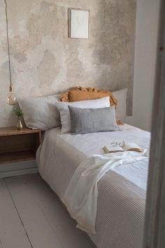 Bed Linen Sets, Linen Duvet, Linen Pillows, California King, Ikea, Queen Size Bedding, Natural Linen, Home Interior, Cozy House