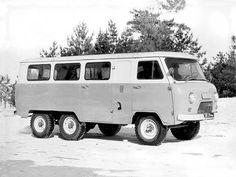Unusual Soviet Cars