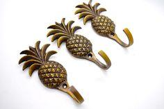 Pineapple hooks. flamingo decor. Wall door hooks ,Husband gifts. drawer handles knobs, towel hooks, pineapples, flamingos, kitchen handles