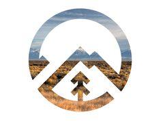 64 Ideas Travel The World Tattoo Ideas Graphisches Design, Design Logo, Branding Design, Turismo Logo, Logo Montagne, Ideas Para Logos, Outdoor Logos, Logo Simple, Church Logo