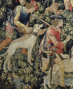 The Unicorn is Attacked [South Netherlandish] (37.80.3) | Heilbrunn Timeline of Art History | The Metropolitan Museum of Art