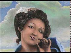 Mese Borsóka művésznőről - YouTube