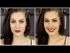 ▶ Lana Del Rey Inspired Makeup Tutorial - YouTube