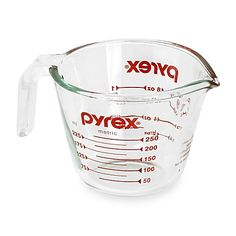 On original Bed Bath & Beyond Registry --  Pyrex® 1-Cup Measuring Cup