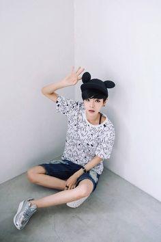 asian, korean style, style, tomboy, ulzzang, han hye yeon …