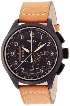 Relógio Timex Intelligent Quartz Cronógrafo Linear - T2P277
