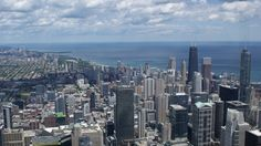 View from Willis Tower - Chicago, US
