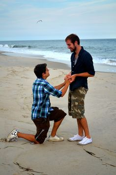 My boyfriend now fiancé proposed to me at Robert Moses beach field 5, Fire Island lighthouse, at sunset. It was the most beautiful moment of my life.