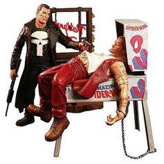 Marvel Select Figure - Punisher