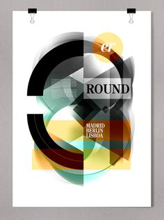 Awesome Posters by Alberto Carballido #Poster, #Print, #Typography