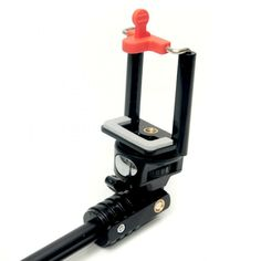 YunTeng Hand Held Monopod for Go Pro/Digital Camera/Smartphone/iPhone 5S/Note 3