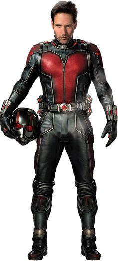 New 'Ant-Man' images show Paul Rudd in superhero suit
