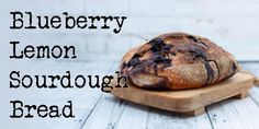 It's late summer here in Denmark and the green grocers and farmer's markets are overflowing with ripe produce. There's berries of all kinds: strawberries, blueb Sourdough Recipes, Sourdough Bread, Bread Recipes, Blackberry Bread, Blueberry, My Recipes, Baking Recipes, Starter Recipes, Recipies
